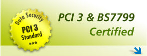 MKBackup is PCI 3 Certified.